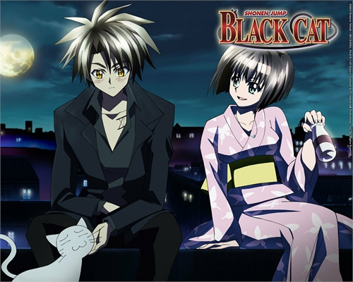 Black Cat Shonen 2