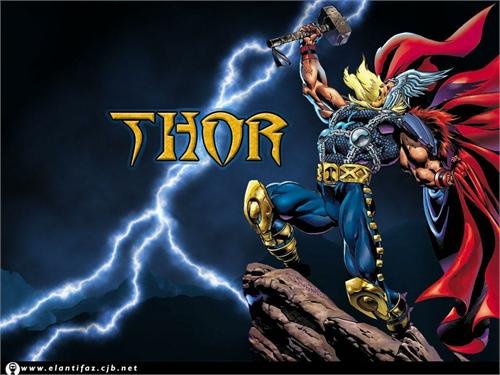 Thor Marvel 1