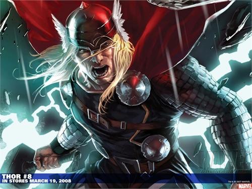 Thor Marvel 2