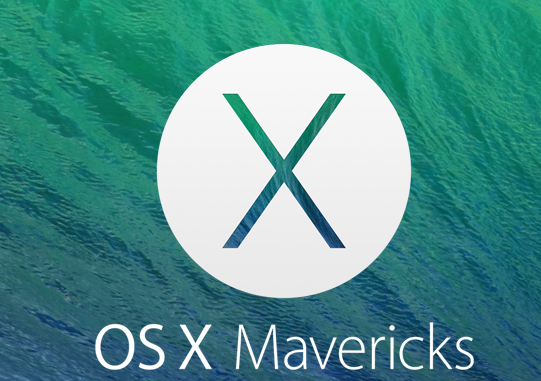 Logo OS X Mavericks