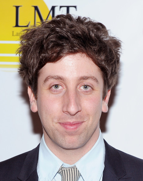 Simon Helberg, el actor que interpreta a Howard Wolowitz en The Big Bang Theory