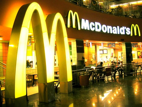Conoce el verdadero origen de la carne de las hamburguesas de McDonalds