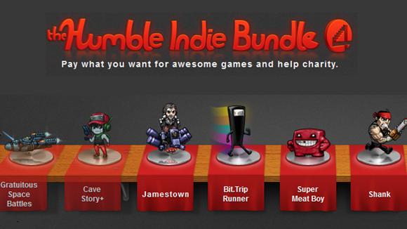 Nuevos juegos para el Humble Bundle