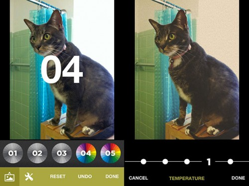 La App VSCO Cam para Android esta disponible en beta privada.