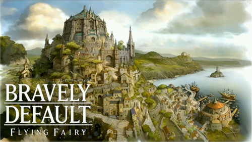 Bravely Default Flying Fairy 1