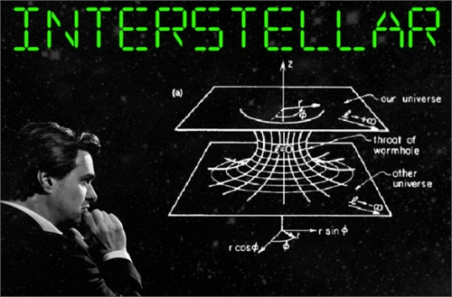 Interstellar Christopher Nolan 1