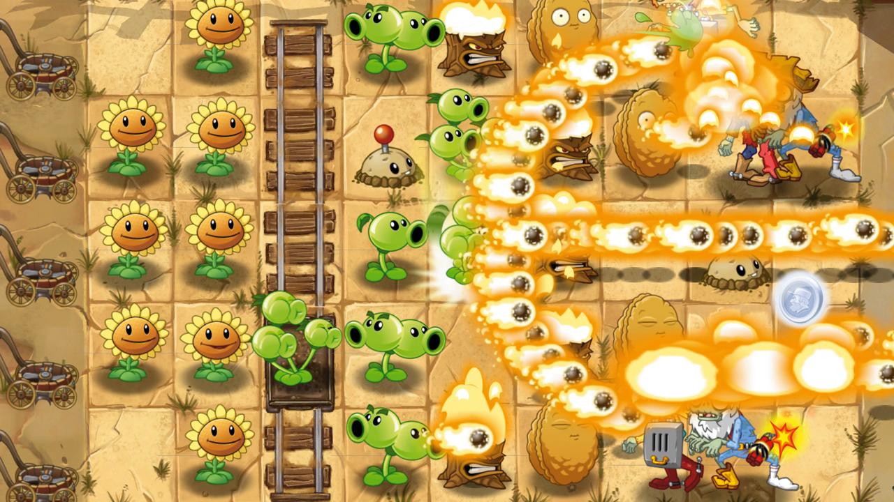 Plants-Vs-Zombies-2-jugabilidad