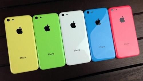 El iPhone 5c tendrá una amplia variedad de colores según los rumores que circulan en la red.