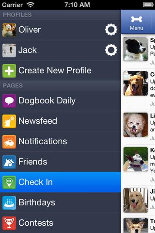 Dogbook red social para perros