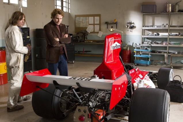 Comienzos de Niki en el automovilismo