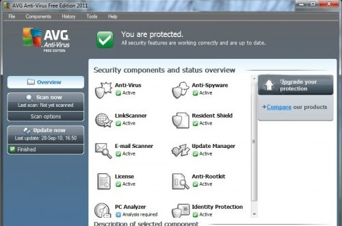 Programa para desinstalar AVG Antivirus