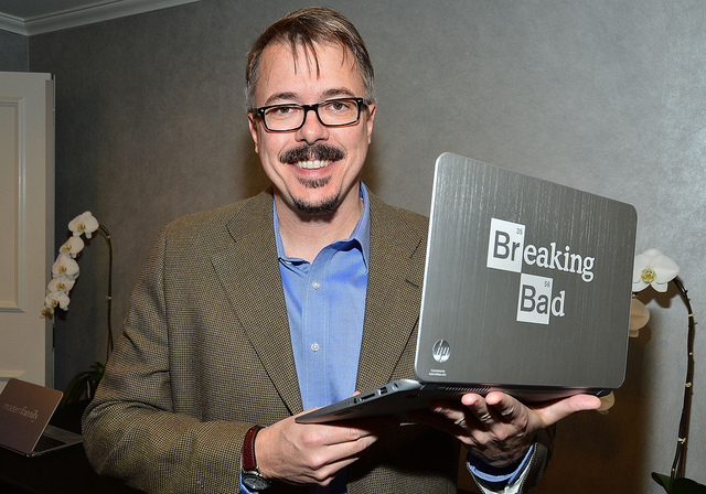 Vince Gilligan creador de Breaking Bad