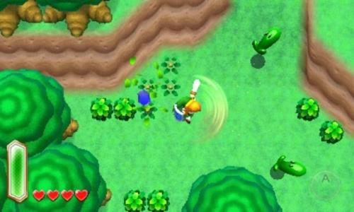 Zelda: A Link Between Worlds, un regalo para los fanáticos 2