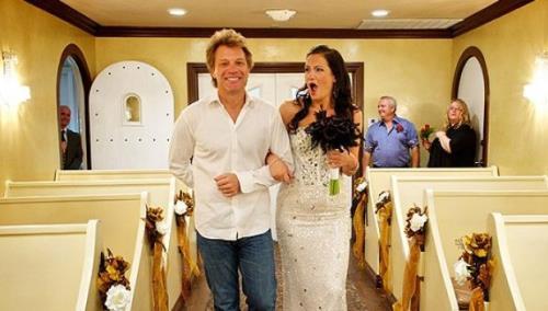 Bon Jovi boda 1