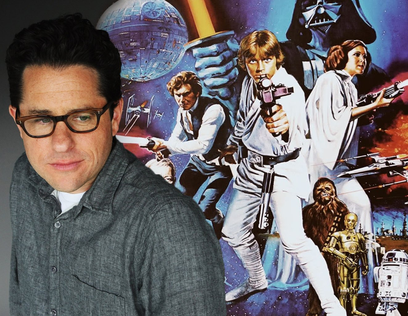 J.J. Abrams, director de la próxima película de Star Wars