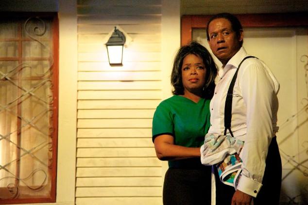 Forest Whitaker (Cecil Gaines), Oprah Winfrey (Gloria Gaines)