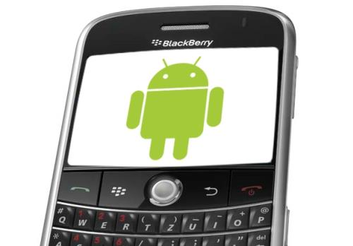 BlackBerry Android 1
