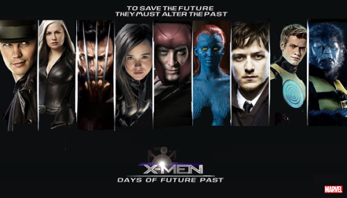 Días del futuro pasado 1