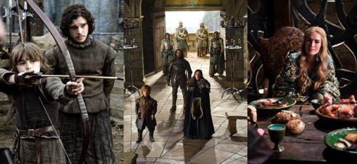 Juego de Tronos fantasia medieval 2