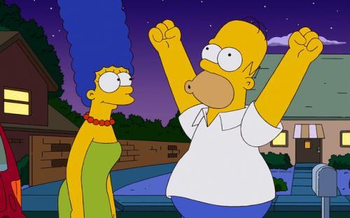 Los Simpsons FXX 2