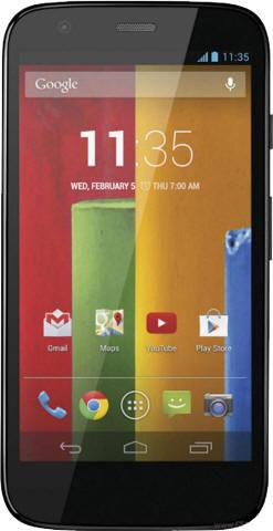 Moto G, lo nuevo de Motorola