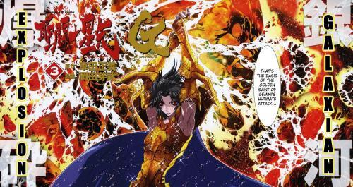 Saint Seiya Episode G 2