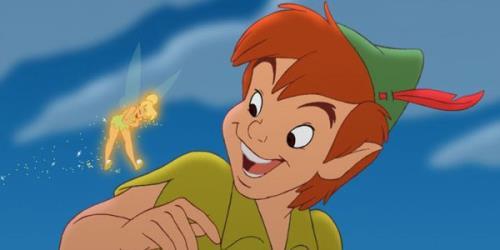 Warner Bros Peter Pan 1