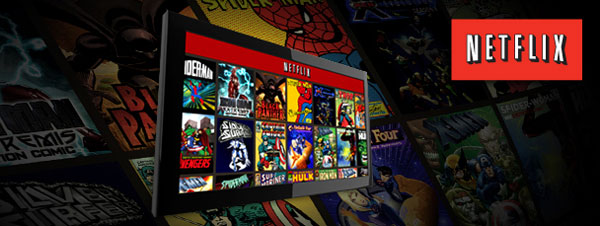 Marvel tendrá 4 series exclusivas en Netflix en el 2015