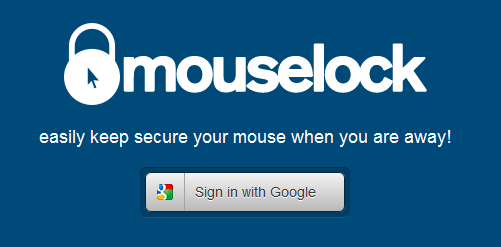 Mouselock