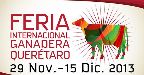 Artistas del Palenque y Teatro del Pueblo de la Feria de Queretaro 2013
