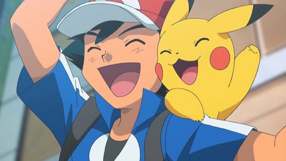 Pokémon XY anime 2