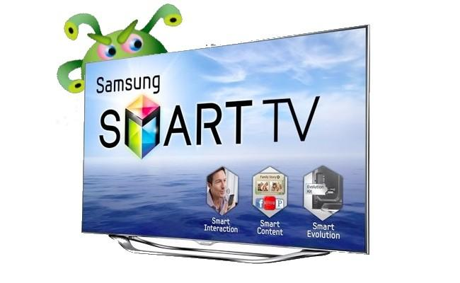 Samsung Smart TV 2014 1
