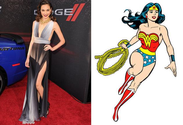 Gal Gadot representara a Wonder Woman