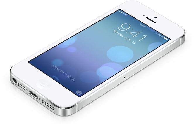 iOS 7 bateria 1