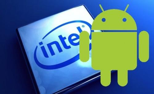 Intel de 64 bits para Android