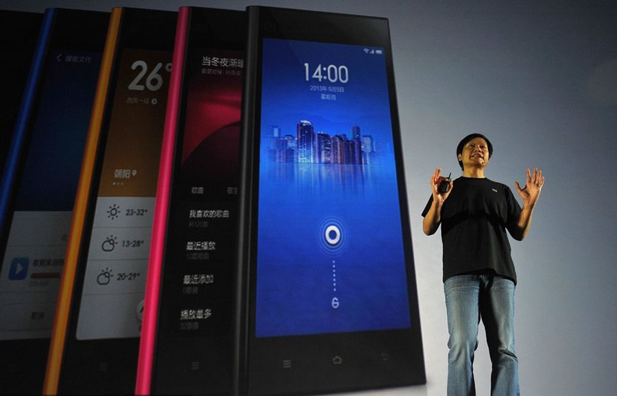 Lei Jun, CEO de Xiaomi