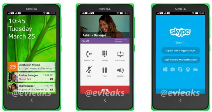 Imágenes filtradas del posible teléfono Nokia con Android
