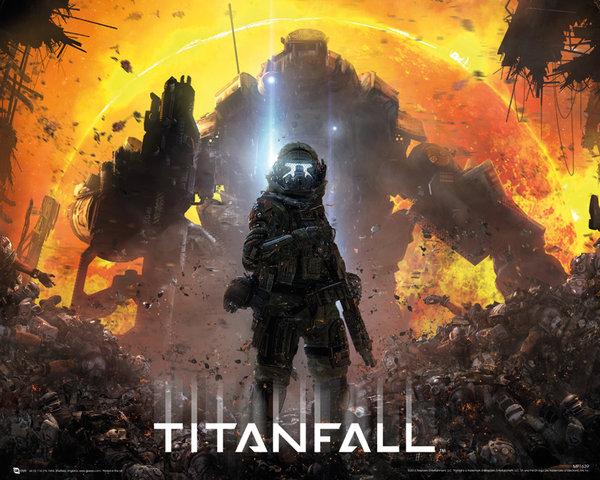 Titanfall exclusivo de Microsoft
