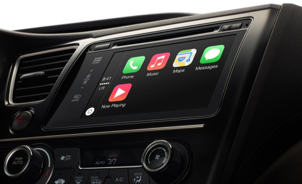 Pioneer CarPlay 2
