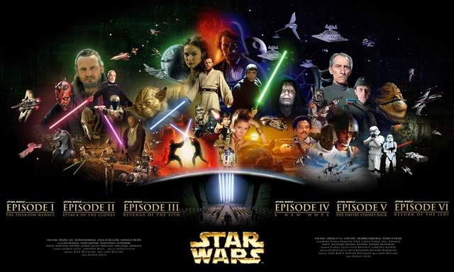 Star Wars Episodio VII 1