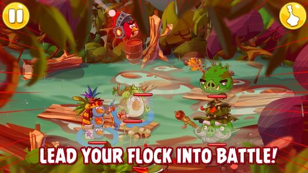 Primera imagen del juego