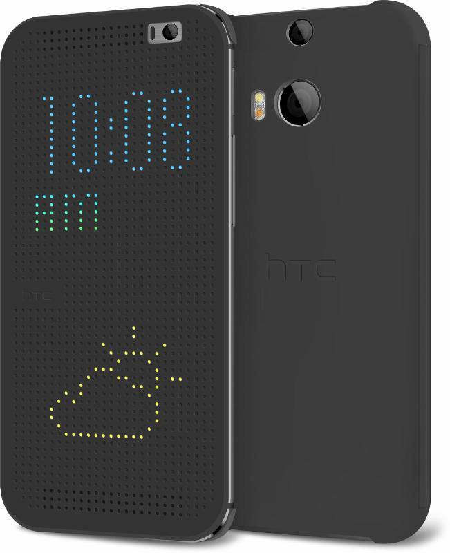 La funda inteligente HTC Dot View
