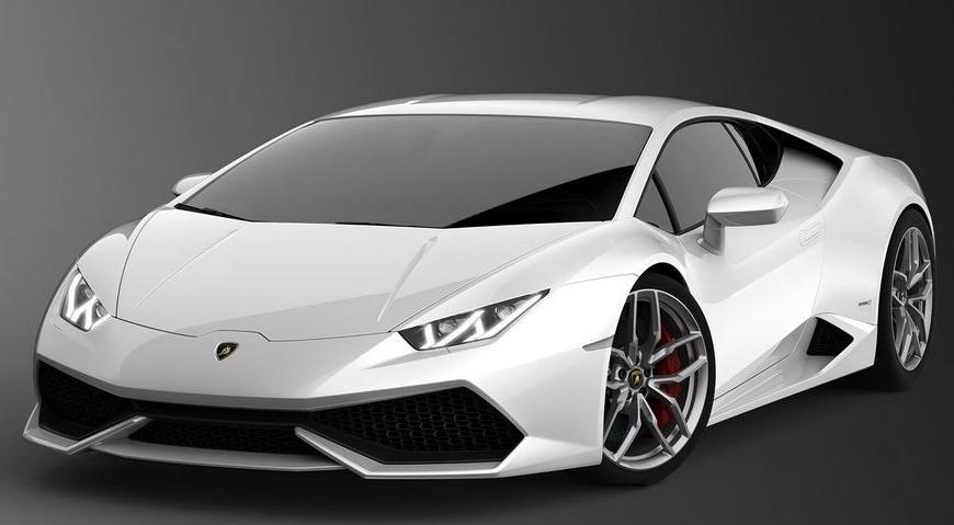 El carro también viene en color blanco y plateado
