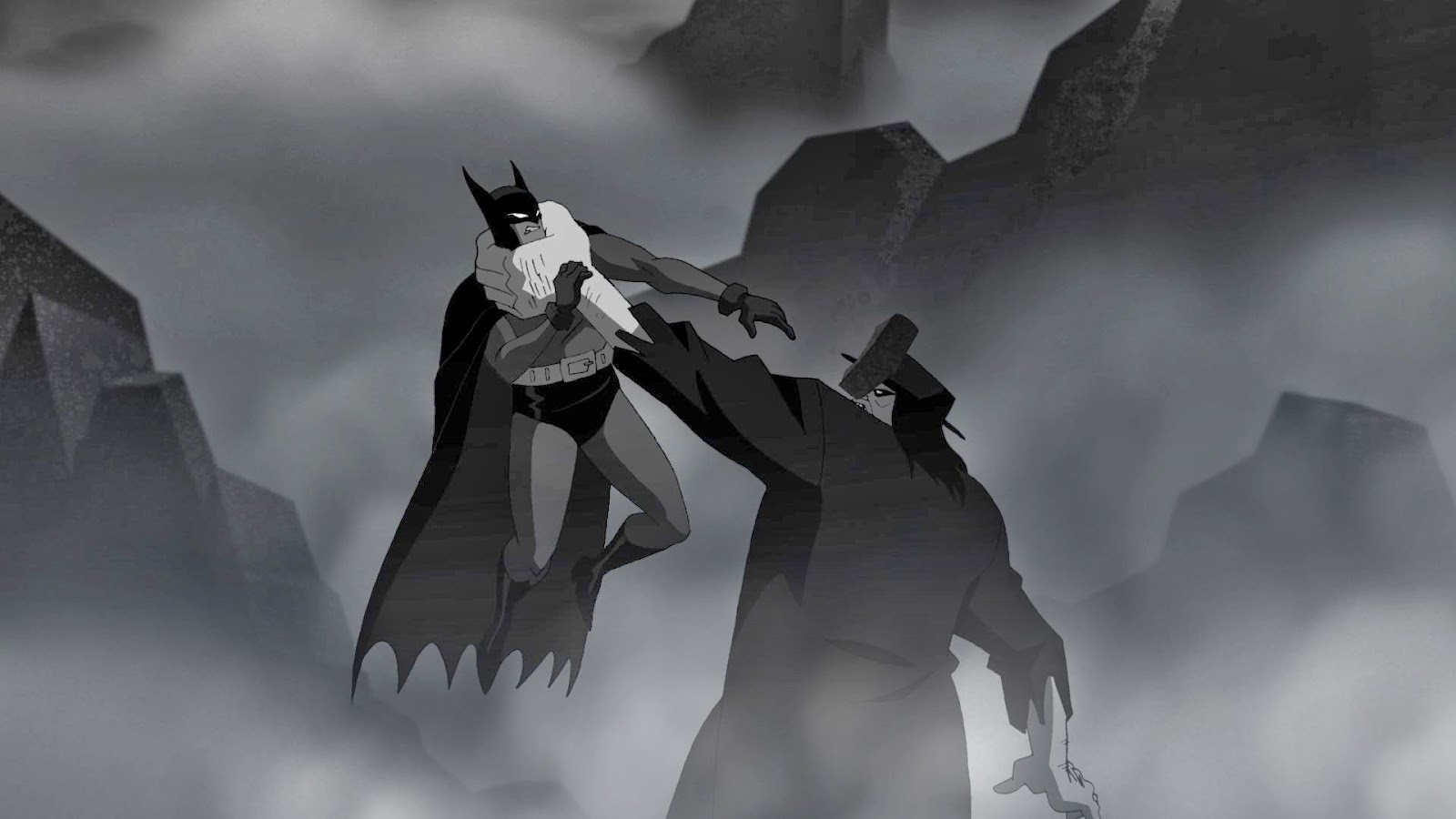 Corto Animado: Batman  Strange  Days Imagen 2