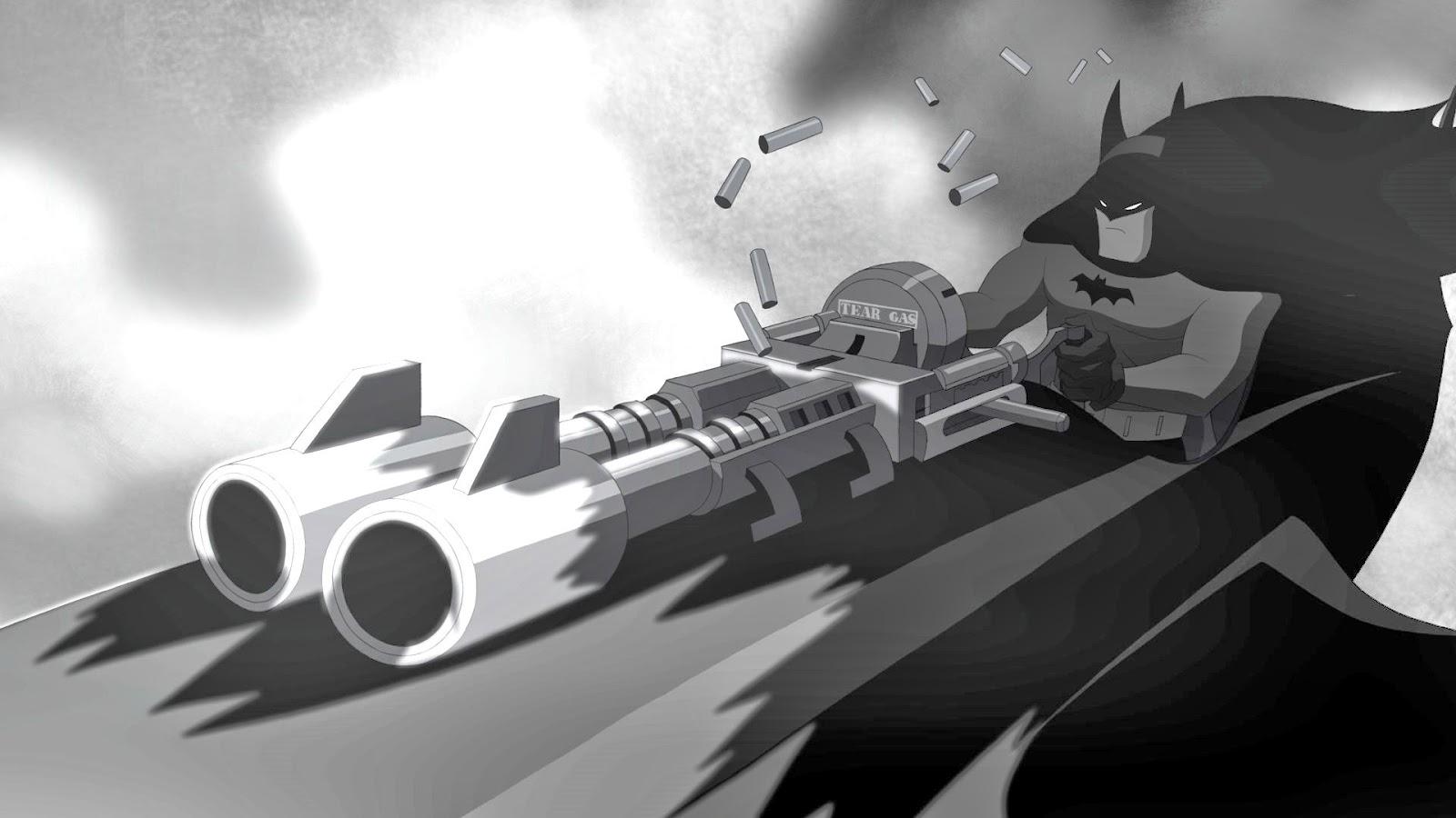 Corto Animado: Batman  Strange  Days Imagen 3