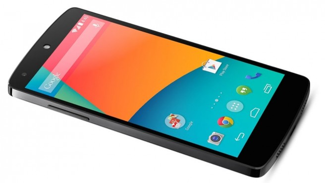 El hermano menor del Nexus 5 podría llegar en el segundo semestre del año