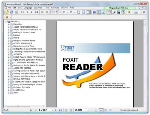 Foxit Reader 6.1