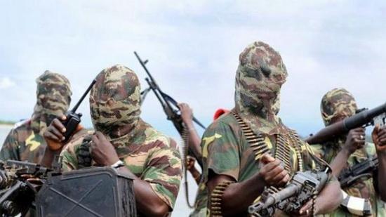 El Grupo Extremista Boko Haram secuestro 200 niñas