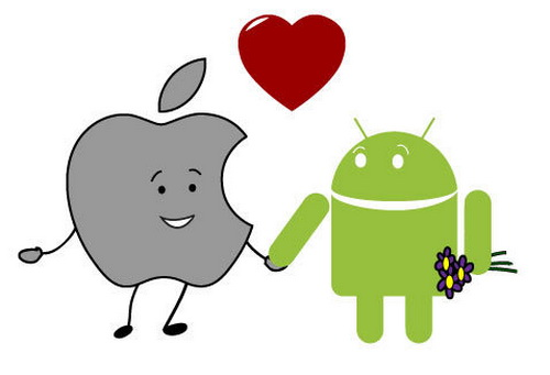 Como usar apps de iPhone e iPad en Android con Cider