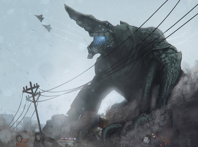 Nueva Pelicula de Godzilla